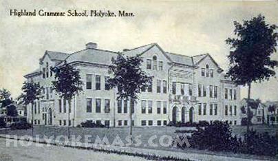 Highland School, Holyoke, MA