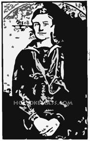 Napoleon Monat, Navy Garb