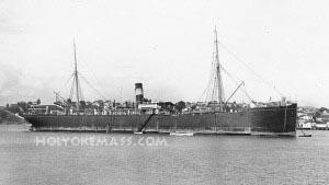 U.S.S. Scindia in 1899