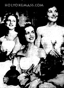 Miss Holyoke, 1957