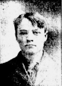 Alfred Garipay, Shot Patrolman M.J. Driscoll