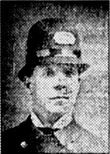 Officer M. J. Driscoll