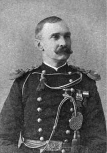 Colonel Embury P. Clark