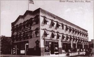 Hotel Monat, Main & Mosher Streets