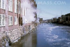 1972, Holyoke Canal