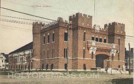 Holyoke Armory, Holyoke, MA
