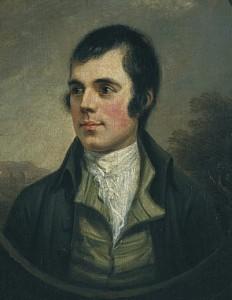 Robert Burns Birthday, January 25, 1759