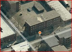 Hamilton Street location.