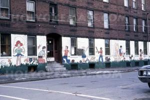 Hamilton Street, Circa 1972