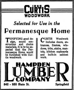 Hampden Lumber Company