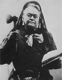 Carrie Nation