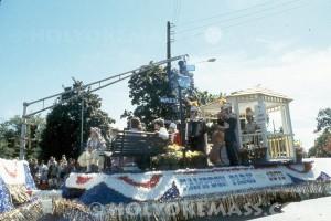 St. Patrick's Day Parade, 1973