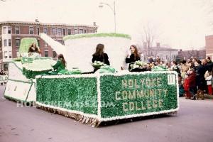 Holyoke Community College Float, 1970