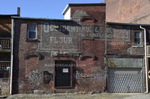 Holyoke Ghost Signs