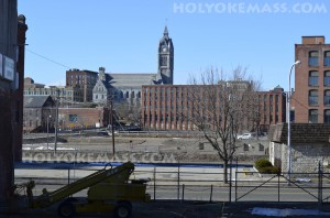 View of Holyoke, January 2012