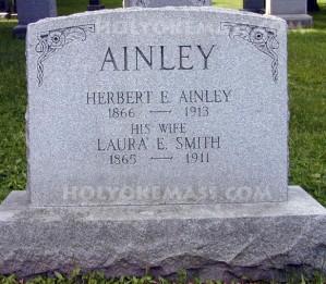 Herbert E. and Laura E. (Smith) Ainley