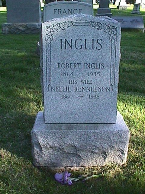 Robert Inglis, 1864-1935