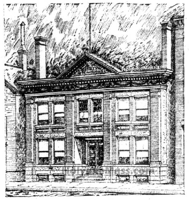 Alsace Lorraine Society Building, Park Street, Holyoke