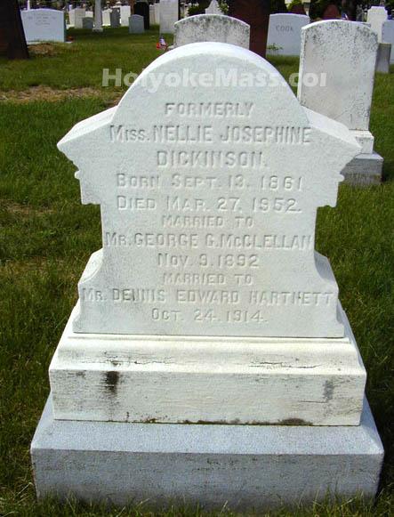 Nellie Dickinson Hartnett