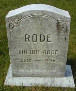 Milton Rode