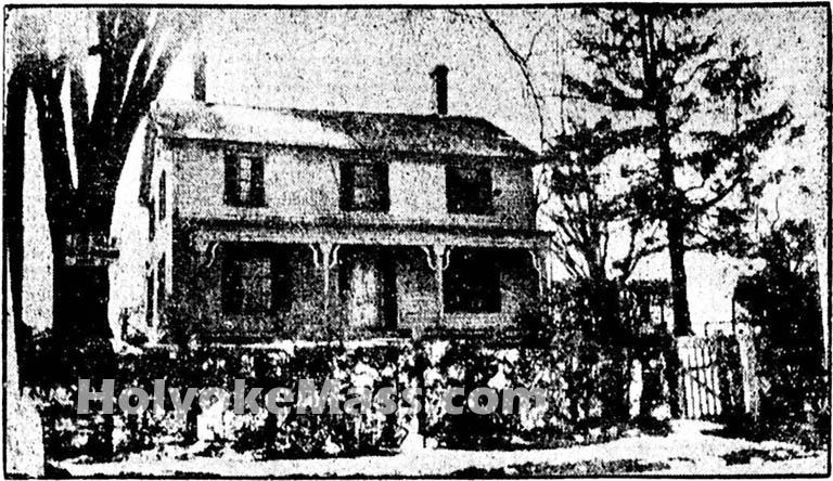 E. H. Ball Homestead at Holyoke