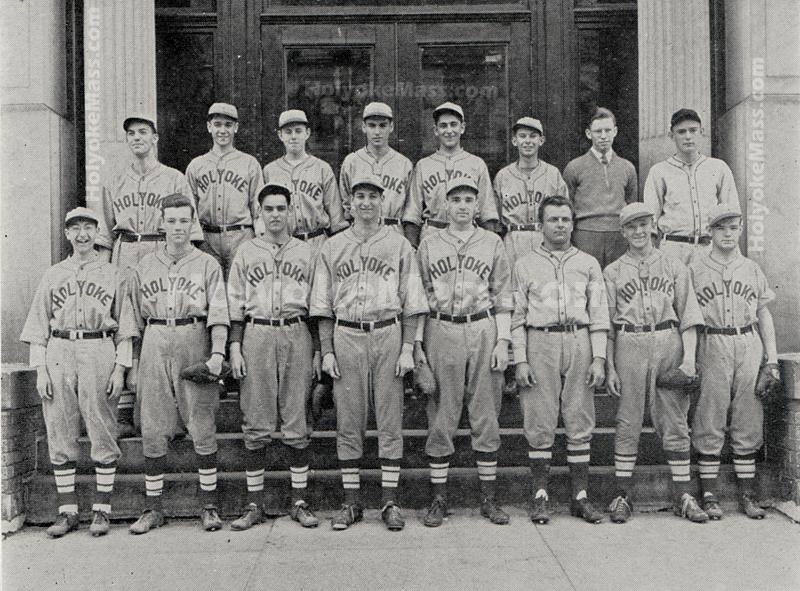 Holyoke High School Baseball