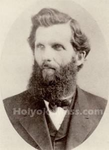 Moses Emory Wright