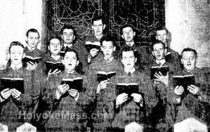 Mater Dolorosa Choir