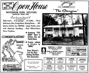 Woodmar Glen Open House