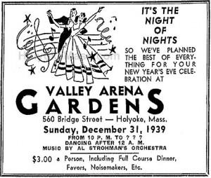 Valley Arena Gardens