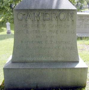 Cameron Monument