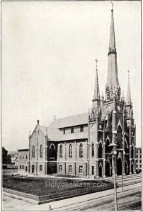 Church of the Precious Blood, Holyokeolyoke copy