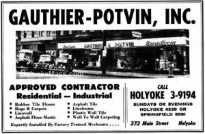 Gauthier - Potvin Inc
