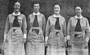 Nurses on Duty at Holyoke