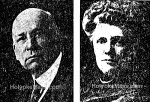 Mr. and Mrs. Charles Newcomb