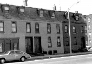 Harrington Tenements