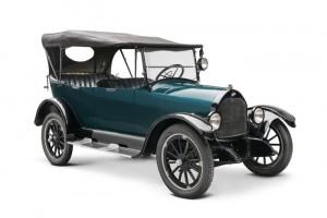 1918 Overland Model 90 B Touring Car