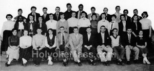 Student Council — Holyoke High School, 1953-1954