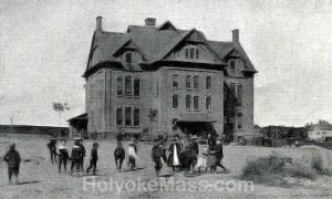 South Chestnut Street School