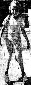 Joan WalkerSeptember 1949