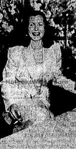 Jean Barry McCormick, 1949