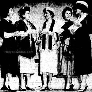 10 oct 1956 Hadassah tea