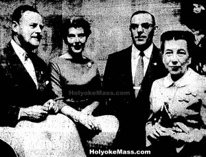 Holyoke Teachers Club 10 Oct 1956