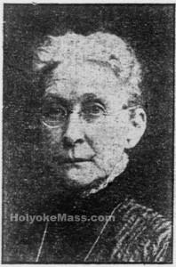Mrs. Eugene Aldermannee Ellen E. Holmes