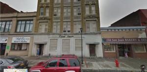 Essex House, 400 High Streetvia Google Street Views, 2011