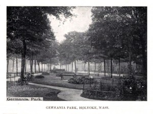 Germ,ania Park, Holyoke