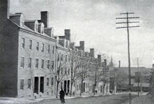 Hampden Street from High Street, Holyoke